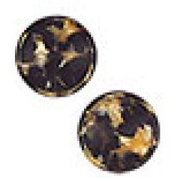 Levenger Tortoise Circa Discs 1 Inch Set of 11
