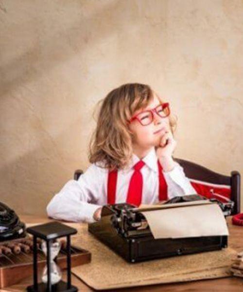 12 strategie per motivare i bambini a scrivere Stimolare i a darà loro un canale per la loro vivace
