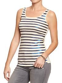 I bought these in every color. Beware - they run very large. Women's New Arrivals: The Latest Fashions for Her | Old Navy