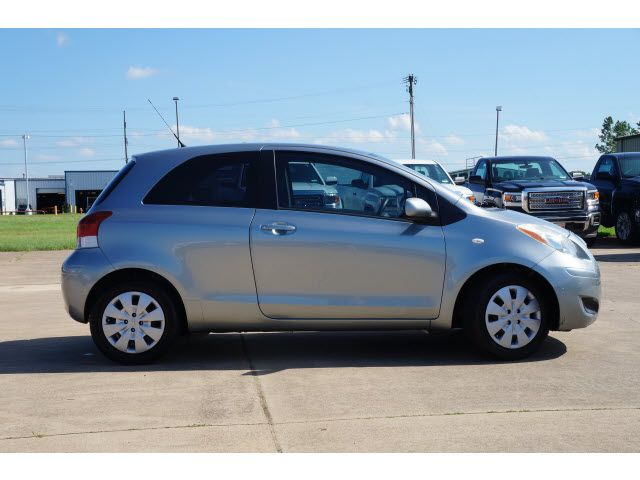 Used 2009  Toyota Yaris Base  M5  in Fort Smith  AR Area   Harry     Used 2009 Toyota Yaris Base in Meteorite Metallic is available now at Harry  Robinson Buick GMC