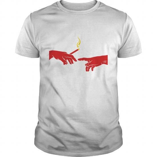 be5688b655c1 Michelangelo Cigarette smoking T Shirts | Ducnv Test Cate Age | T ...