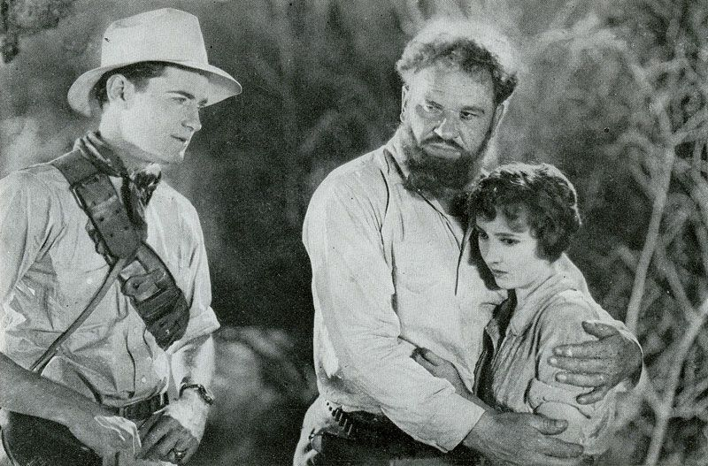 Lloyd hughes wallace beery bessie love in the lost world 1925 lloyd hughes wallace beery bessie love in the lost world 1925 fandeluxe Images