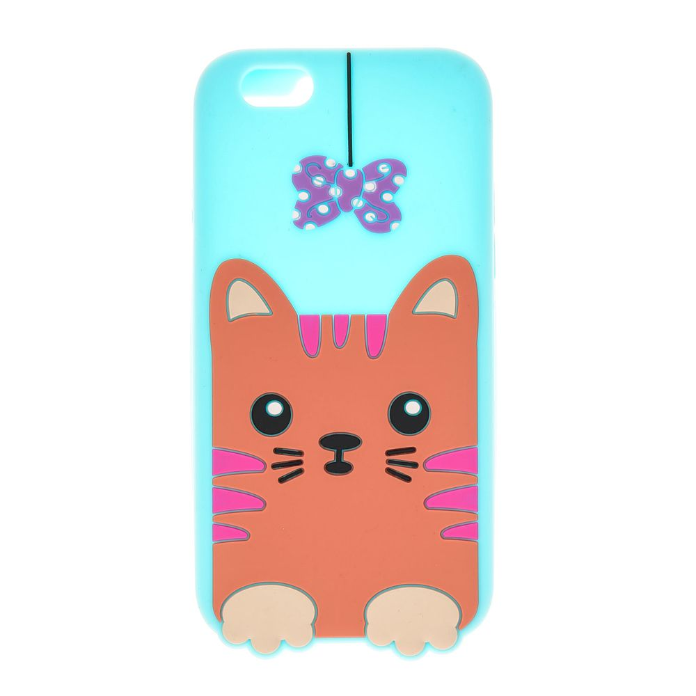 iphone 6 case ginger cat