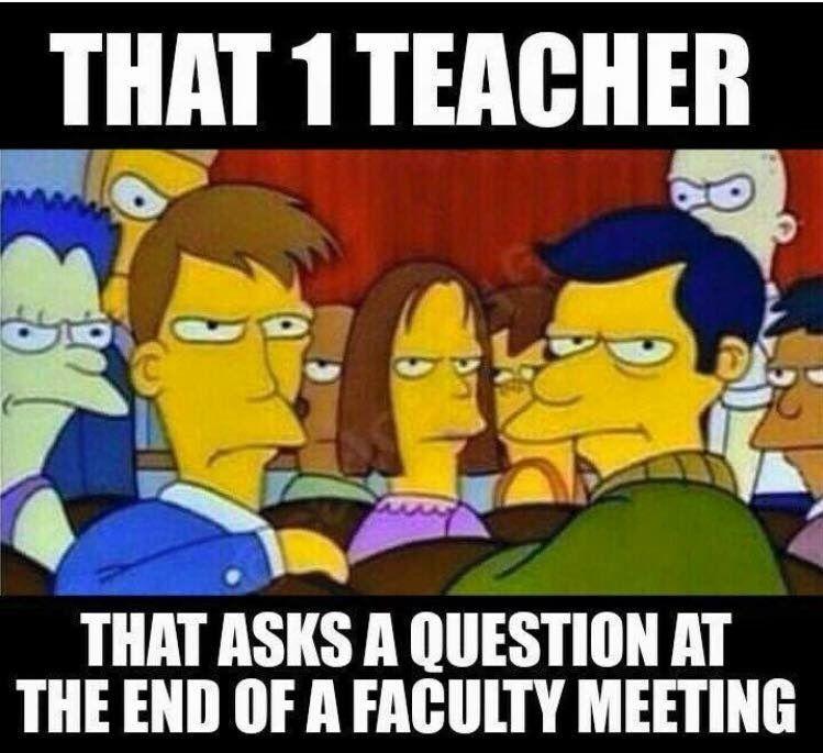 Pin by Laura Crail on Teacher Humor Teacher memes funny