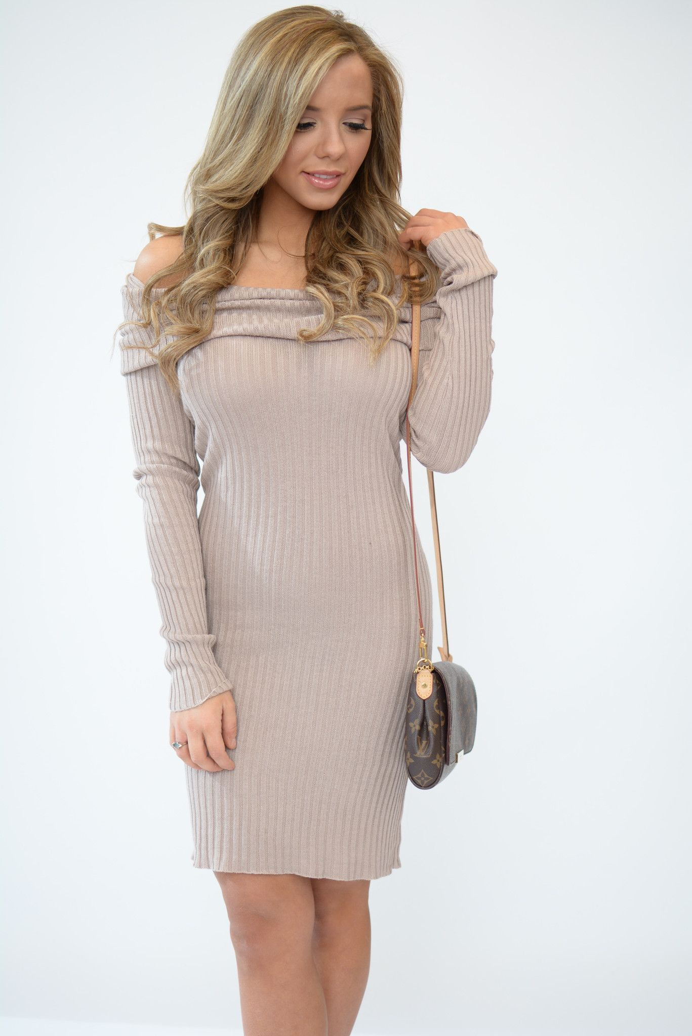 DressDresses Madison Off Sweater Shoulder Pinterest The m0Nnw8