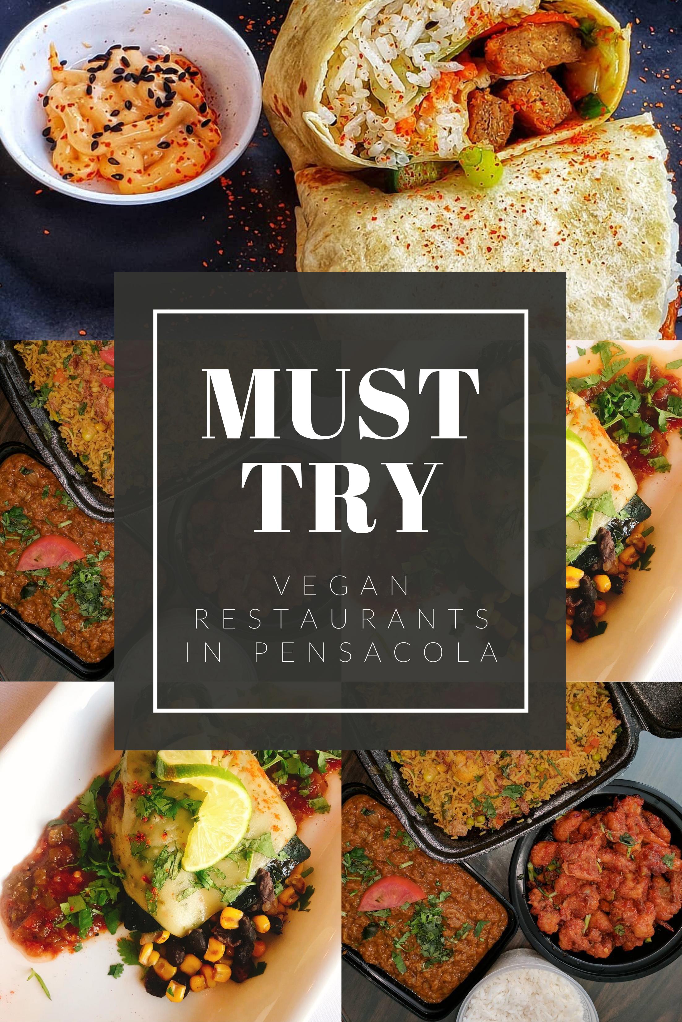 Pensacola S Vegan Treats You Ll Love To Eat Vegan Restaurants Food Critic Vegan Dishes