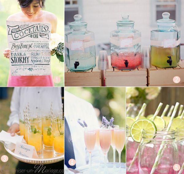 Favori 16 idées pour épater vos invités et faire un mariage original  MF55