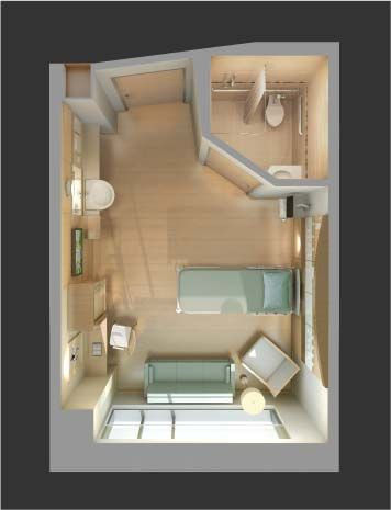 White paper room configuration key considerations in for Apartment design considerations
