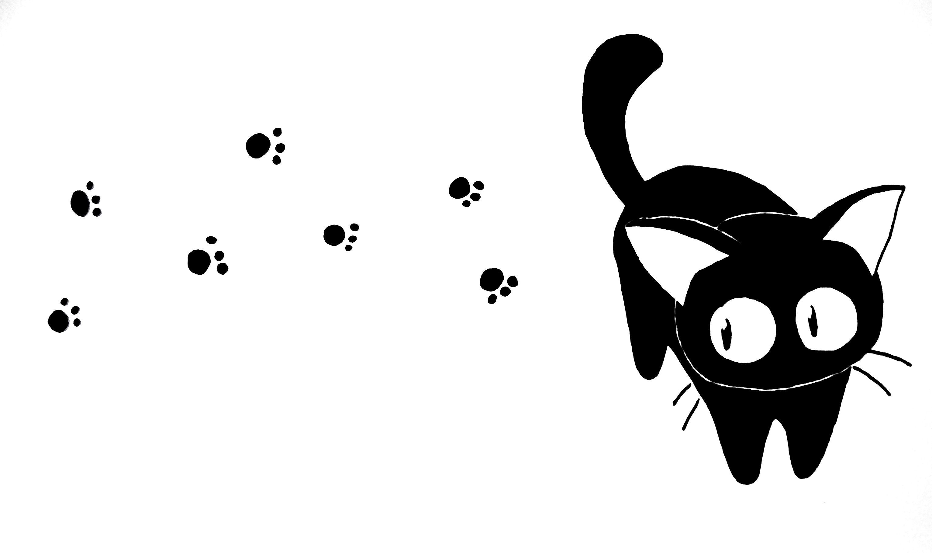 CAT - illustration   suc   Pinterest   Katzen tattoo, Suche und Google