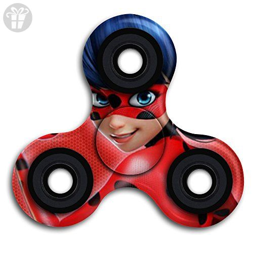 Miraculous Ladybug Spinner Fid Toy Hand Spinner Toy EDC Helps