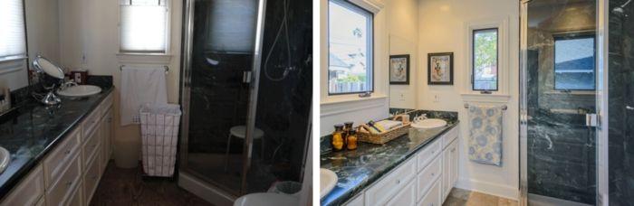 idée home staging salle de bains Design intérieur Pinterest
