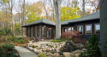House · Exterior Trim Color Orange Brick ...