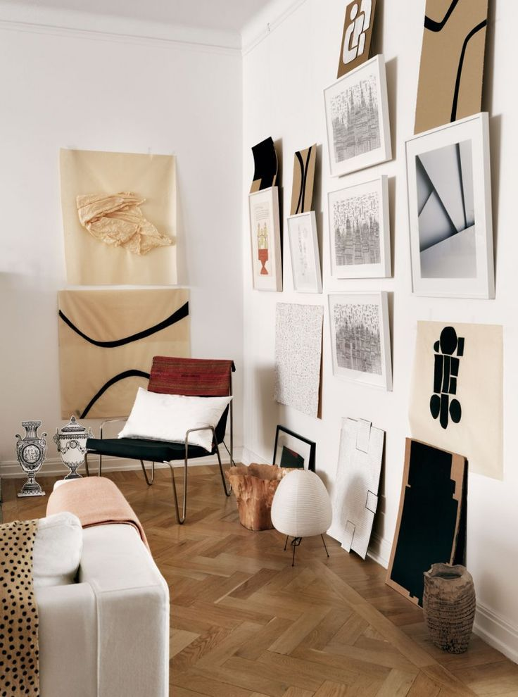 That Kind Of Woman Home decoration Pinterest Art walls