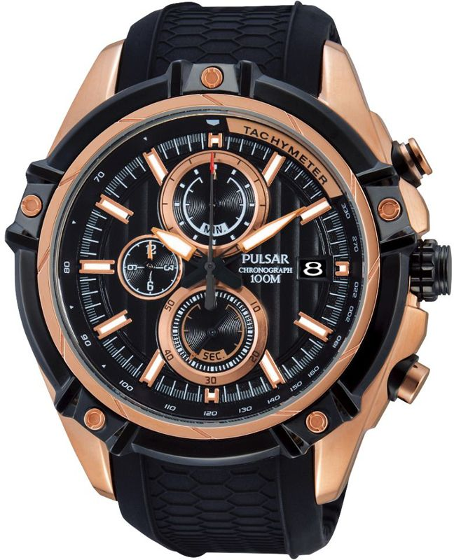 2c0c2cac9 Pulsar Chrono PV6002 Reloj Para hombres PV6002X1 Gents Watches, Stylish  Watches, Seiko Watches,