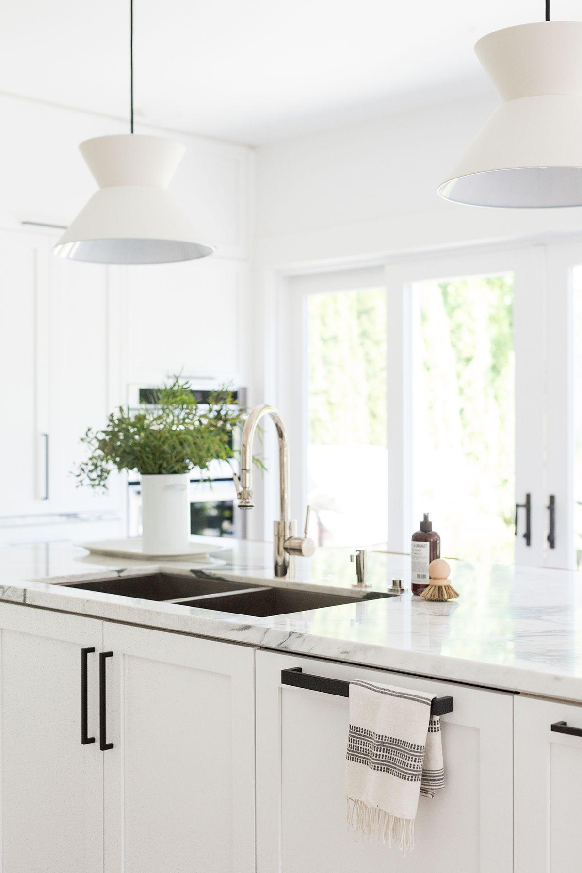 Mercer Island Kitchen + Dining Photo Tour White modern