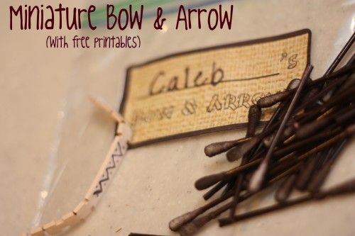 how to make a bow and arrow with popsicle sticks