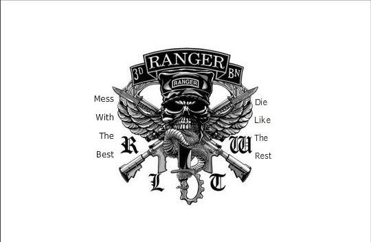 Ranger Tattoo | US Army Rangers | Pinterest | Tattoo