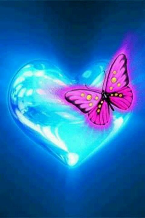Favorite colors blue and pink <3