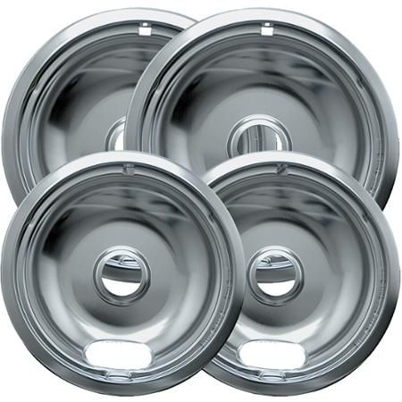 Range Kleen 4 Piece Drip Bowl Style A Fits Plug In Electric