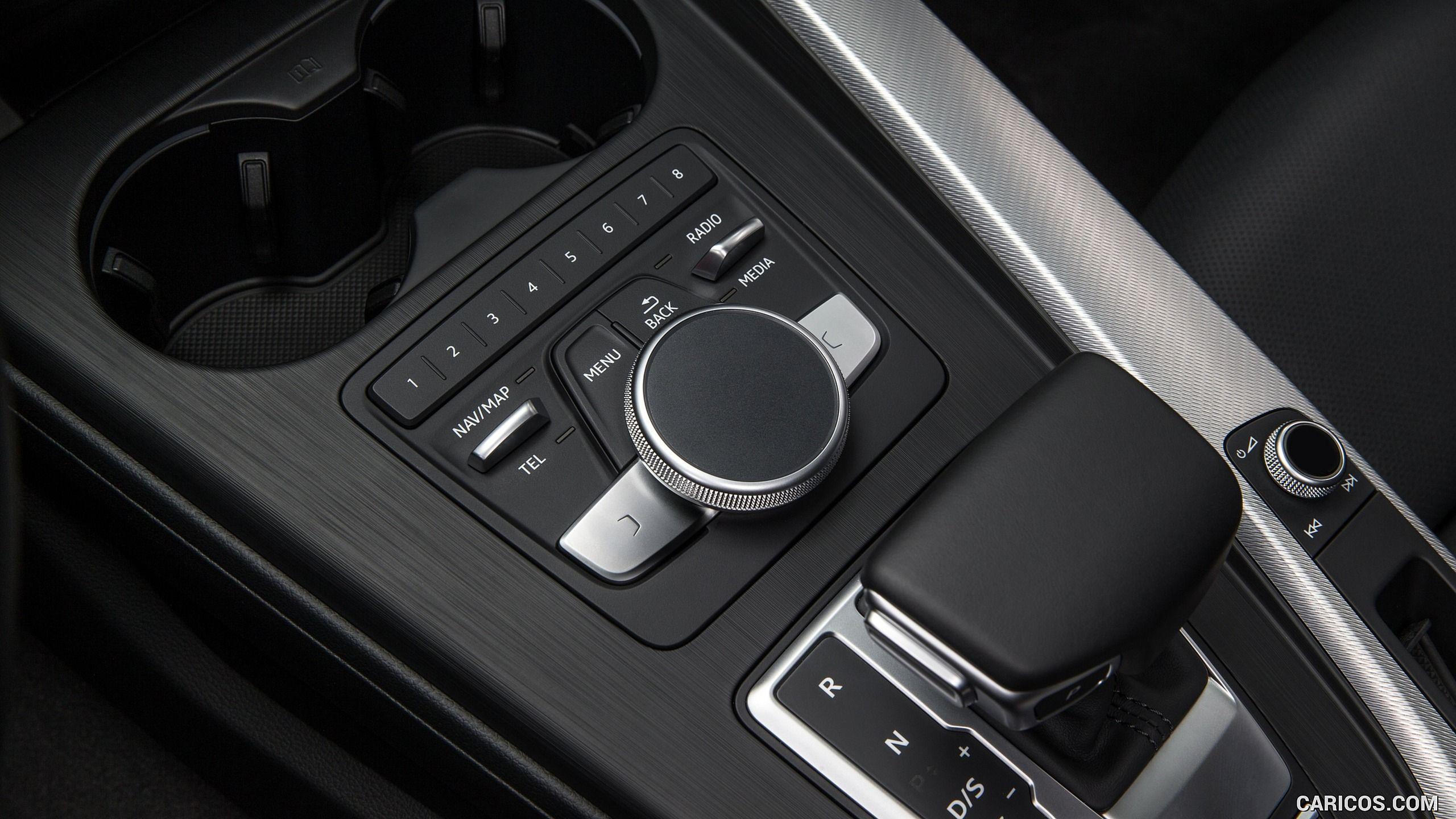 2017 Audi A4 2 0t Quattro Us Spec Interior Controls Hd 2017 Audi A4 Audi A4 Audi