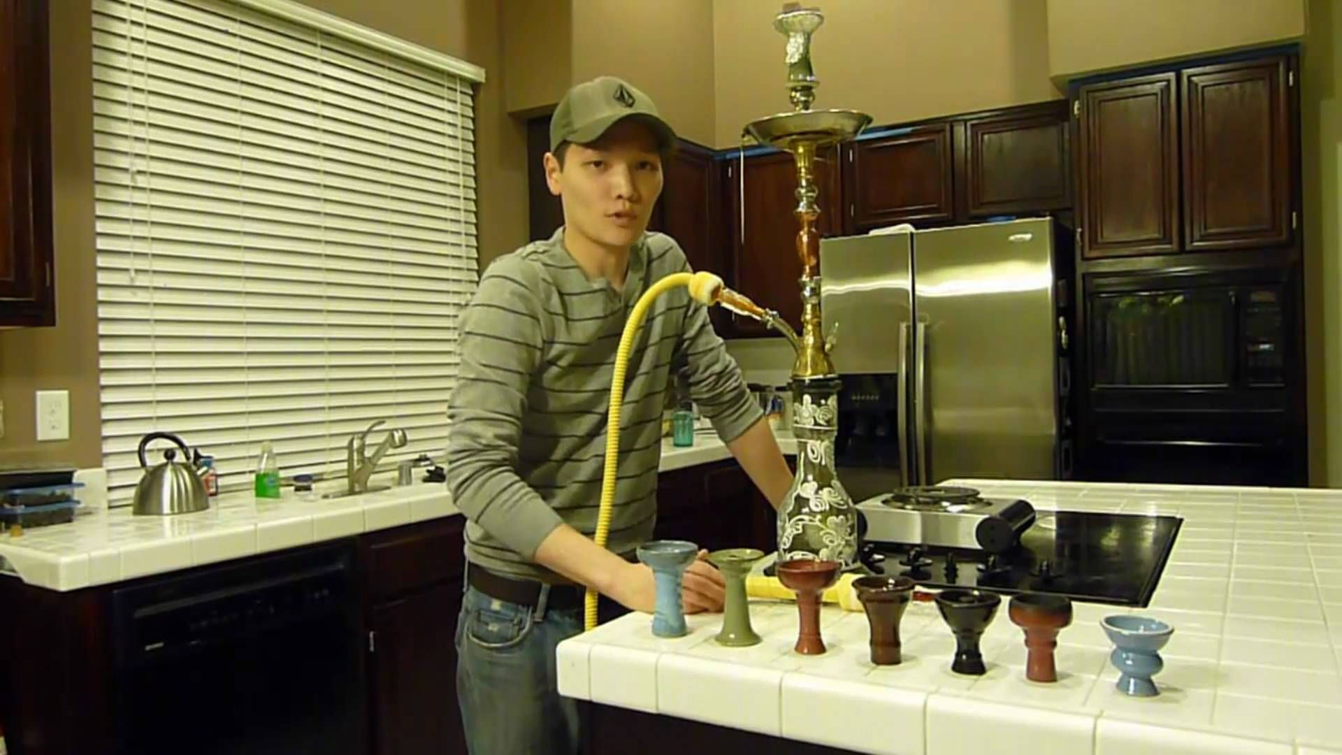 How To Set Up Your KM or Egyptian Hookah Hookah, Pipes