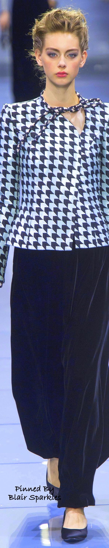 Paris Fall Couture 2016 Armani Prive  ~ ♕♚εїз | BLAIR SPARKLES |