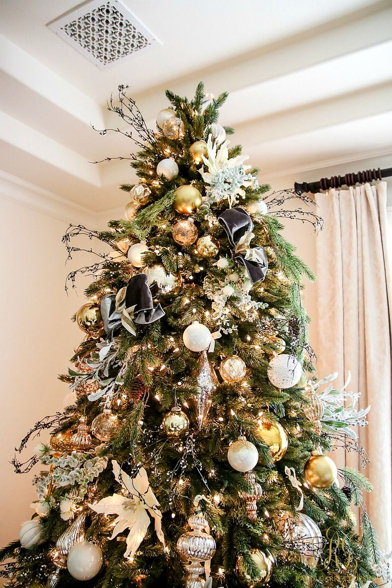 Decorative Picks Can Make A Great Inexpensive Tree Topper Walmart Whimsical Christmas Trees Whimsical Christmas Christmas Tree Toppers