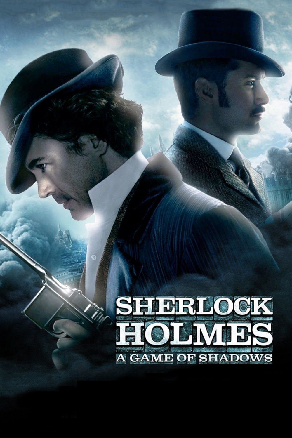 Sherlock Holmes A Game of Shadows: 👍 | Motion Pictures in