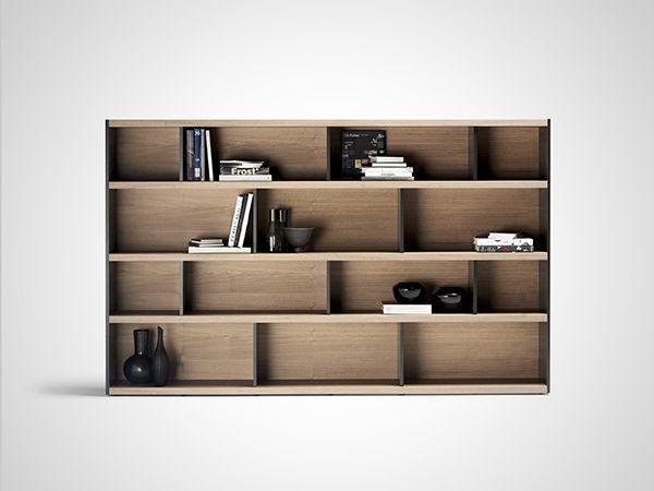 Rayonnages Et Bibliothèques LAU   Treku