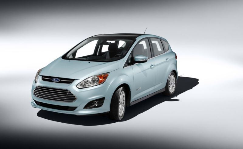 2019 Ford C Max Solar Energy Redesign