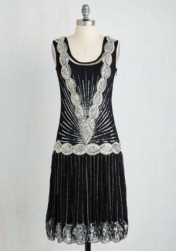 1920s Flapper Dresses & Quality Flapper Costumes | ModCloth, 1920s ...
