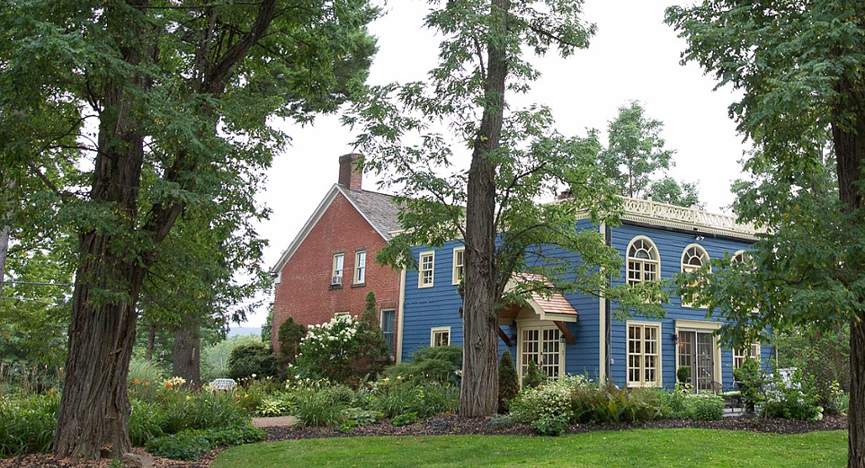 ElmRock Inn Bed and Breakfast An 18th century boutique
