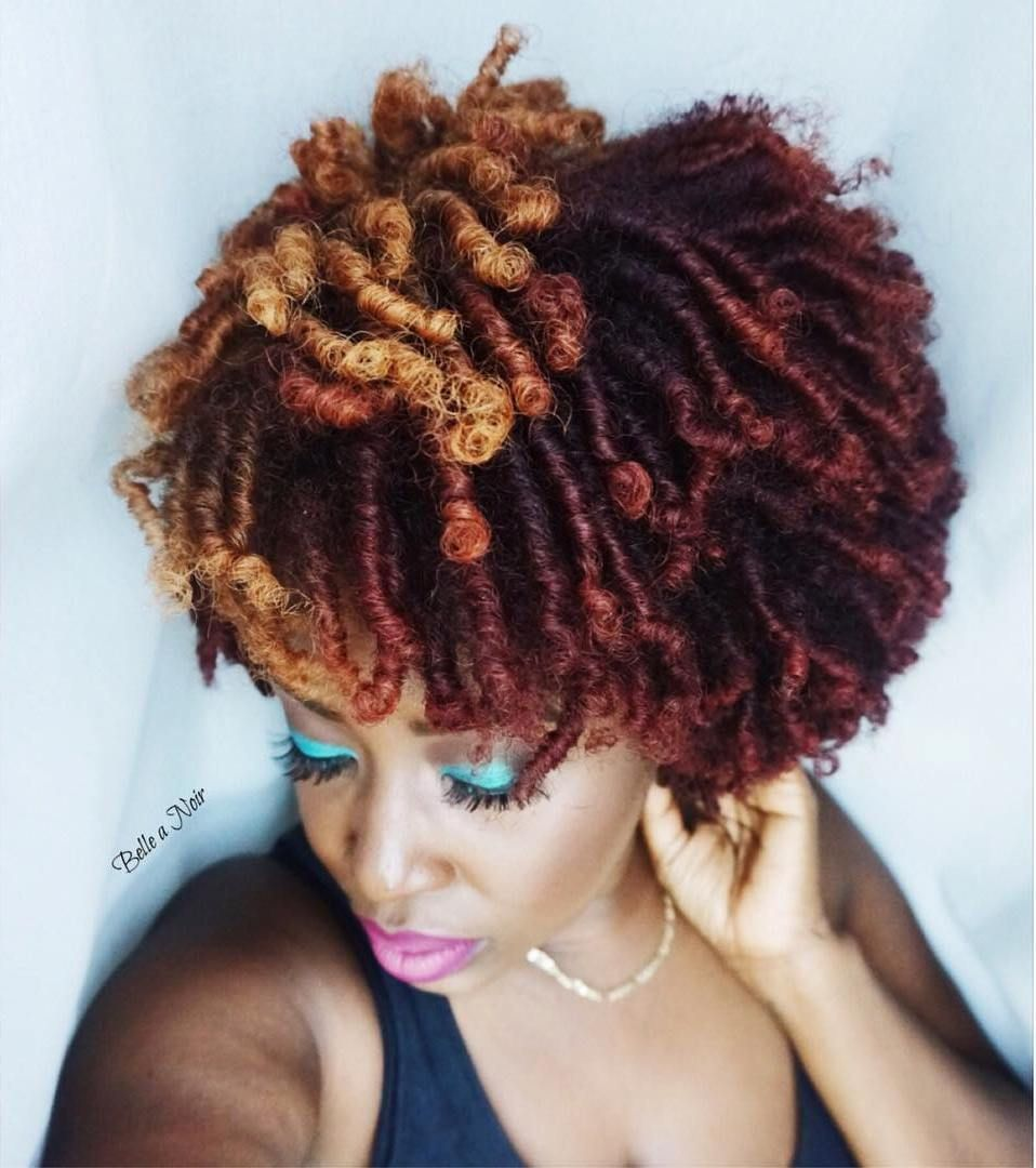 Eye-catching #coily #naturalhair Loved By NenoNatural! #naturalhairstyles #curlyhair #kinkyhair #nenonatural #vlogger #blogger #hairblogger