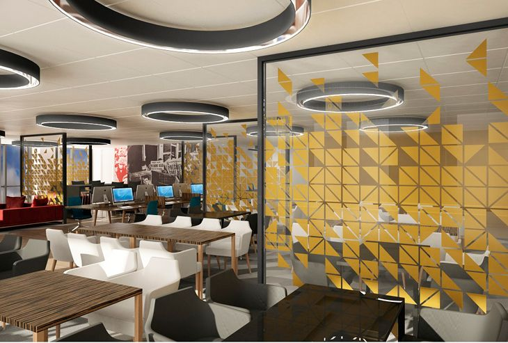 Workplace Strategy And Design Gensler With Images Glass Film
