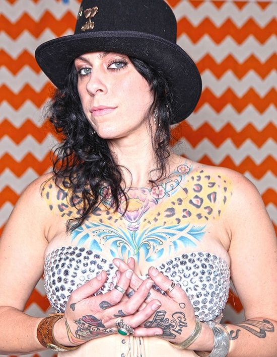 Danielle Colby Of American Pickers On The History Channel  American Pickers In -5372