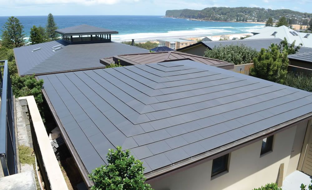 Ceramic Roof Slate Ceramic Shingles roofing (With