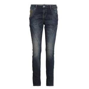 MOS MOSH Linton mørkeblå jeans | makeover-styling.dk