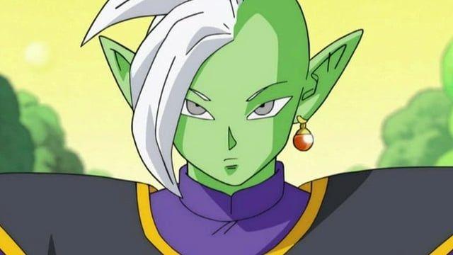 Dragon Ball Super Zamasu plantar cara a Goku  Dragon Ball