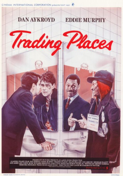 Trading Places Die Glucksritter 1983 Glucksritter