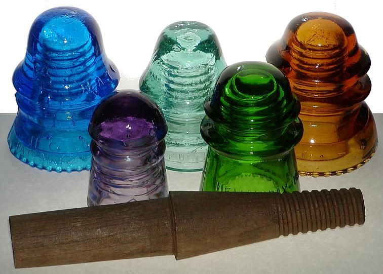 Creative Ways To Upcycle Vintage Glass Insulators