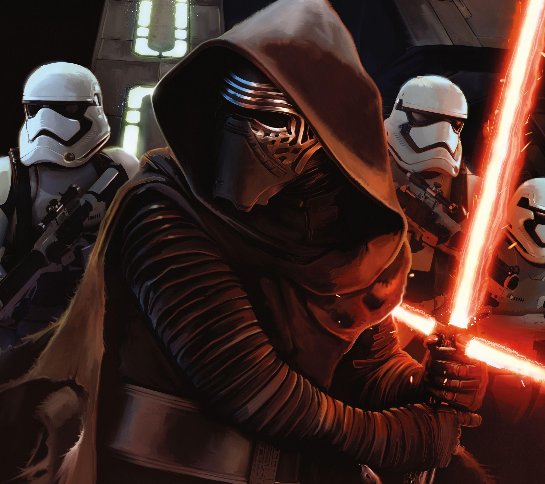 Nexus 6p Movie Star Wars Episode Vii The Force Awakens Star Wars Episode Vii Star Wars Episodes Star Wars Art