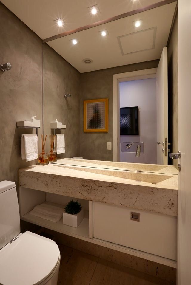 Hobby Decor Inspiracoes Em Decor Arquitetura Bathroom
