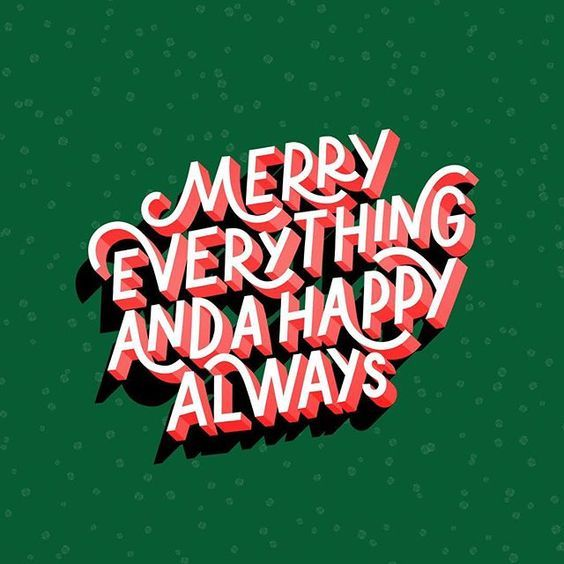 32 Jolly Christmas Card Design Ideas - The Best of Christmas Card Graphic Design - Web Design Ledger