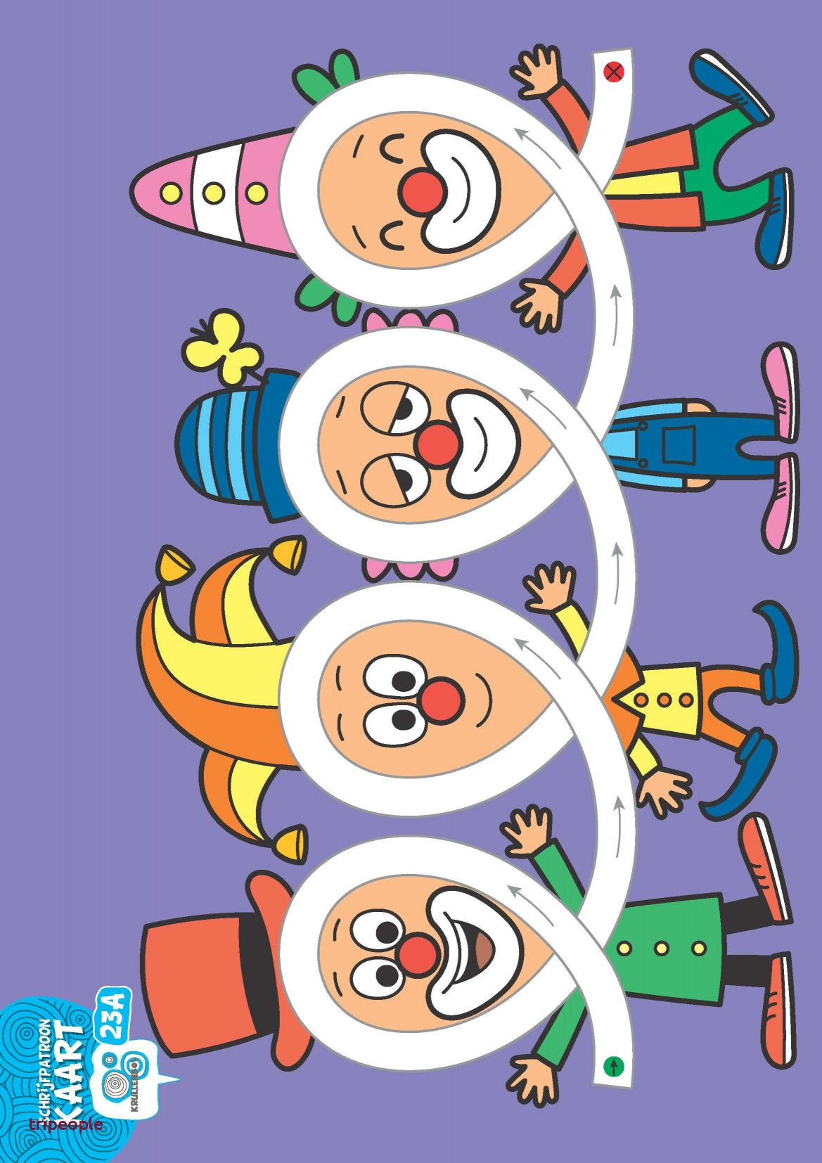 Coloriage Chapeau Clown Meilleur Top Fantastique Superbe