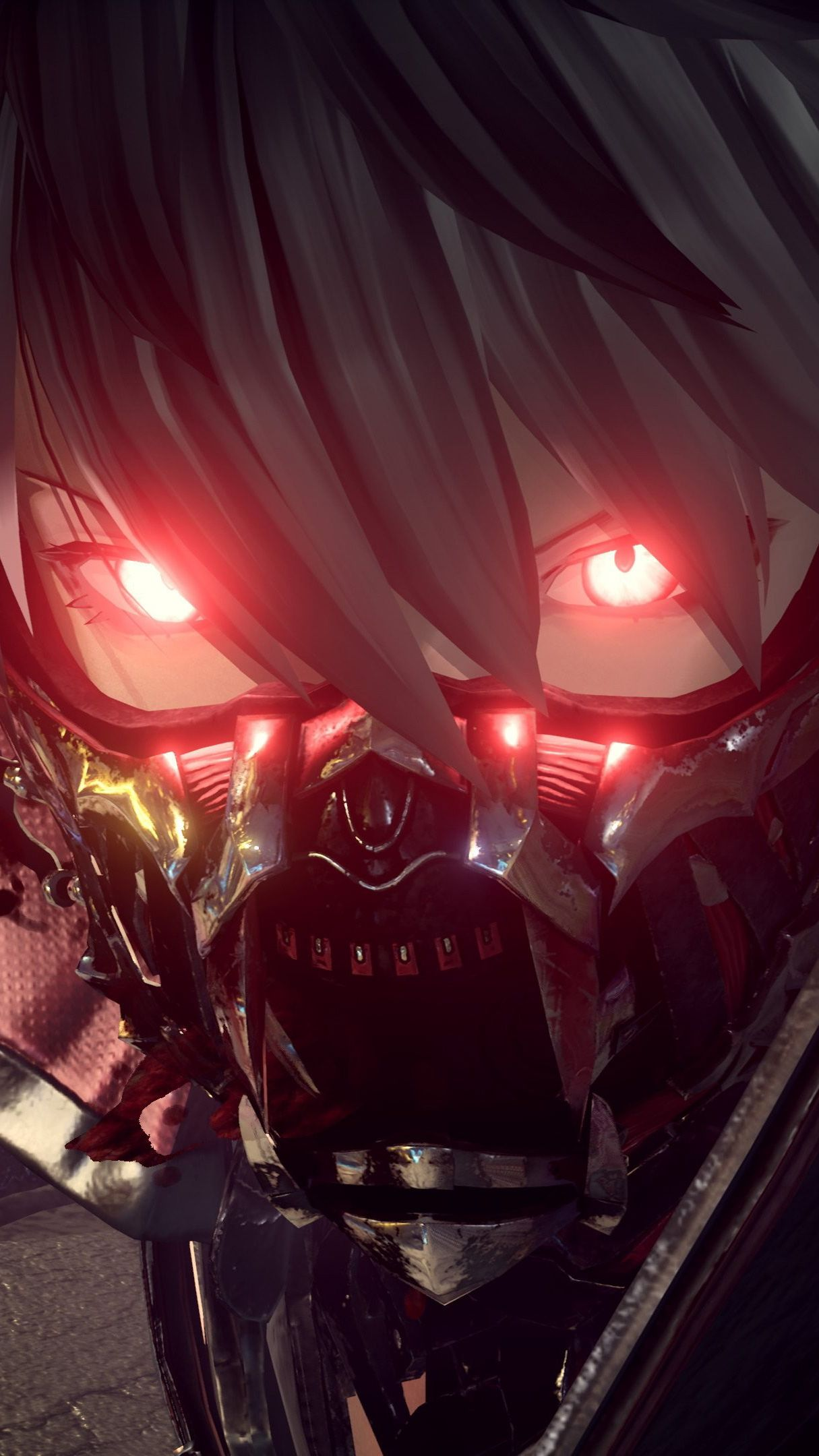 Code Vein Anime Mobile Hd Wallpaper In 2020 Anime Mobile Anime Drawings Boy Anime