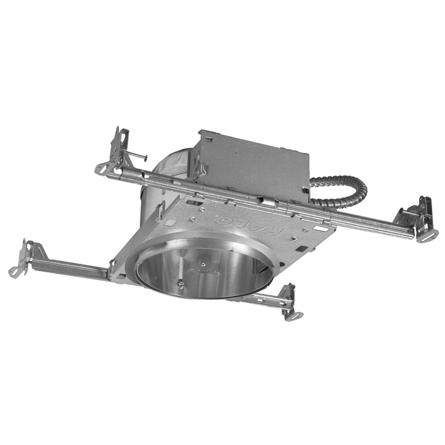 Halo New Construction Air Ic Shallow Recessed Light Housing Common 6 In Actual 5