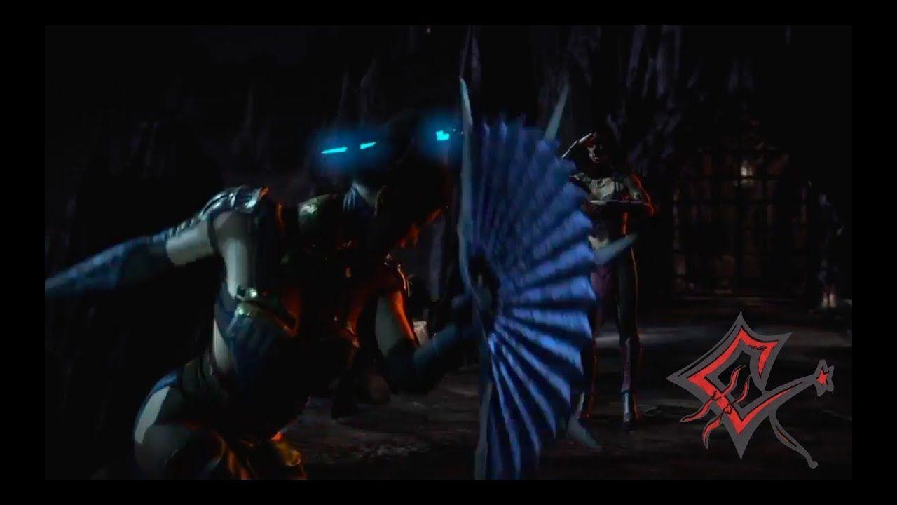 Fatality X Ray Kitana Mortal Kombat X Kitana Mortal