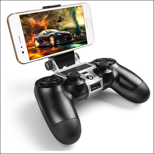 ICESPRING PS4 Controller Phone Holder in 2020 Ps4