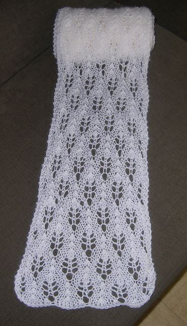 Ravelry: Project Gallery for Scarf with No Name pattern by Samantha ...
