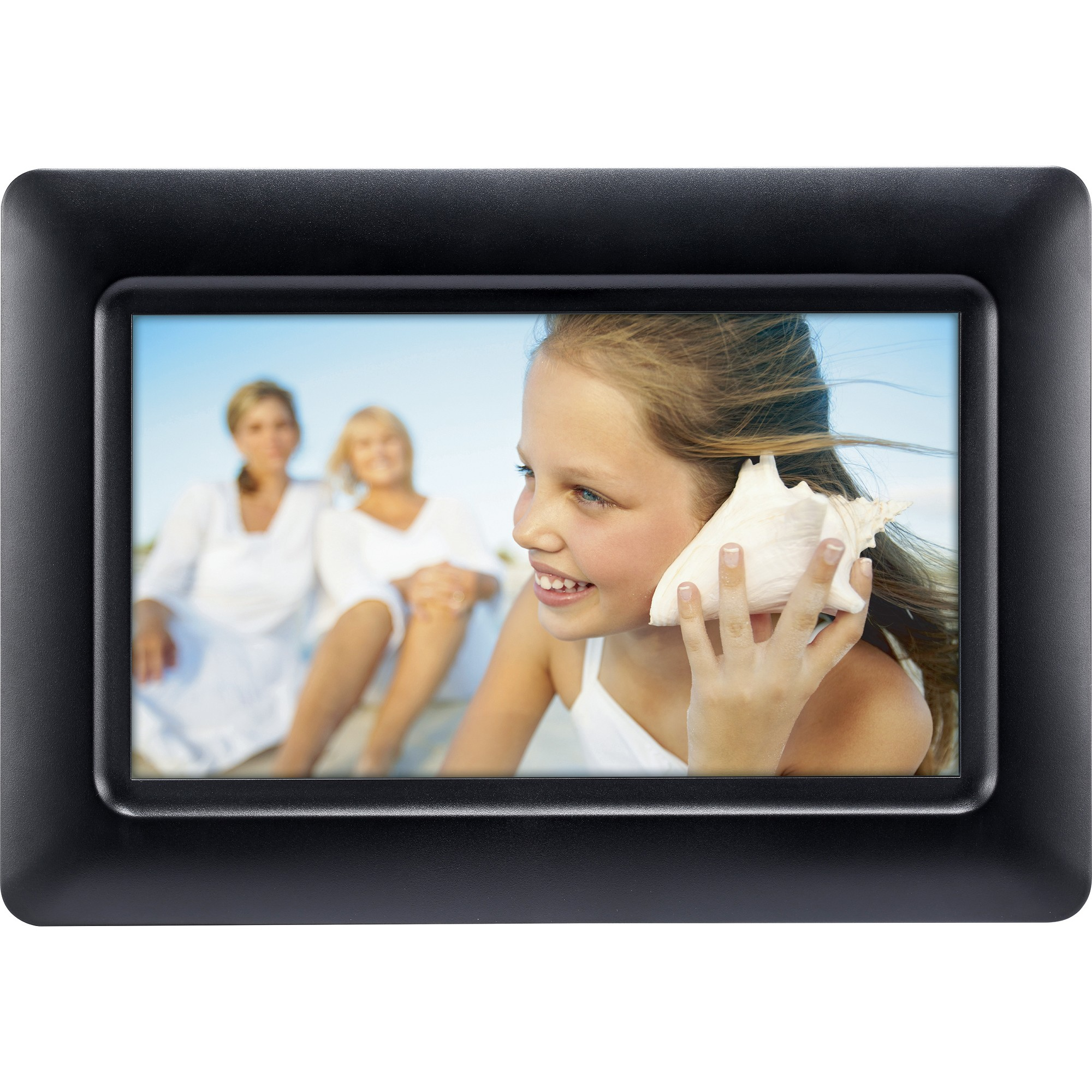 Polaroid Digital Photo Frame 7 Screen - Black | Products | Pinterest ...